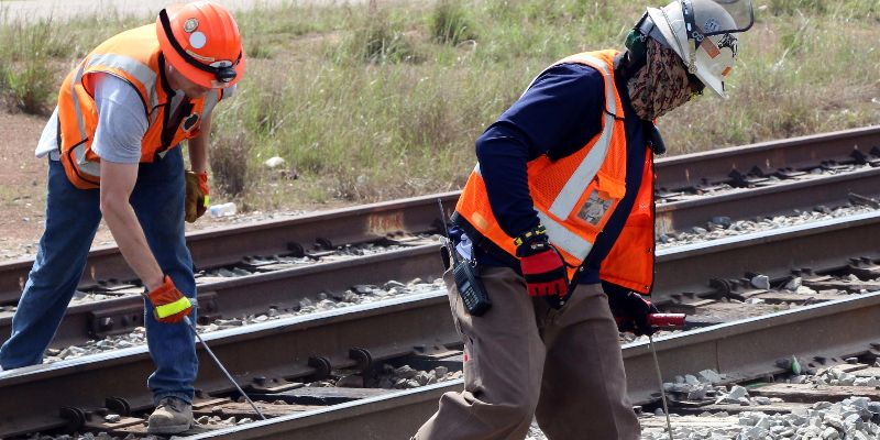 Railroad Worker Injury